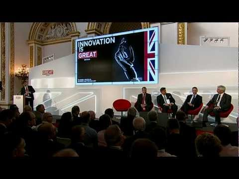Advanced Engineering Summit: Panel Discussion - Demonstrating UK Excellence