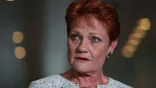 Hanson brought to tears speaking about family law inquiry