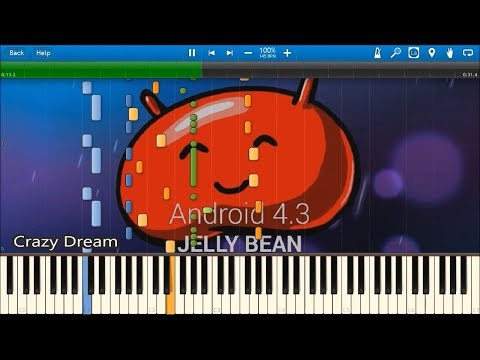 ANDROID JELLY BEAN RINGTONES IN SYNTHESIA