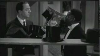 Love Crazy (1941) - William Powell pretending to be crazy