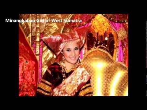 35 Ethnic Girls Of Indonesia