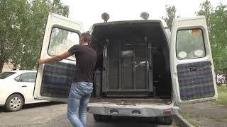 2021-08-05 г. Брест. Реальная помощь людям с ограниченными возможностями. Новости на Буг-ТВ. #бугтв