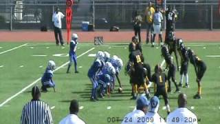 POMONA STEELERS CLINIC 2009 (p-town steelers).
