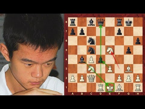 Chess Immortal! Candidate for Best chess game of 2017! : Jinshi Bai vs Ding Liren
