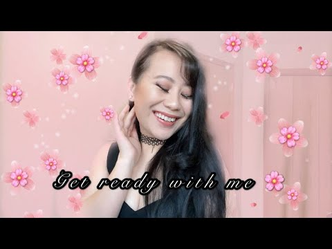 Get ready with me 🌸