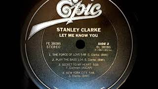 Stanley Clarke - New York City (Dj ''S'' Remix)