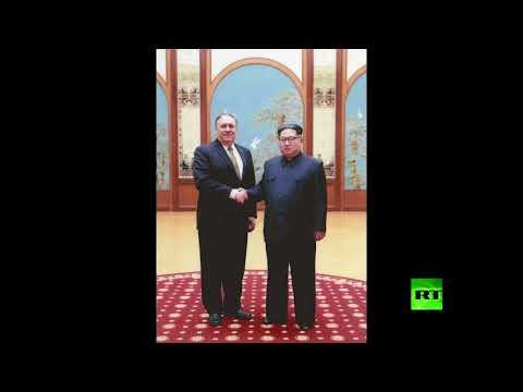 شاهد بالصور.. زعيم كوريا الشمالية كيم جونغ أون يستقبل وزير الخارجية الأمريكي مايك بومبيو  - نشر قبل 2 ساعة