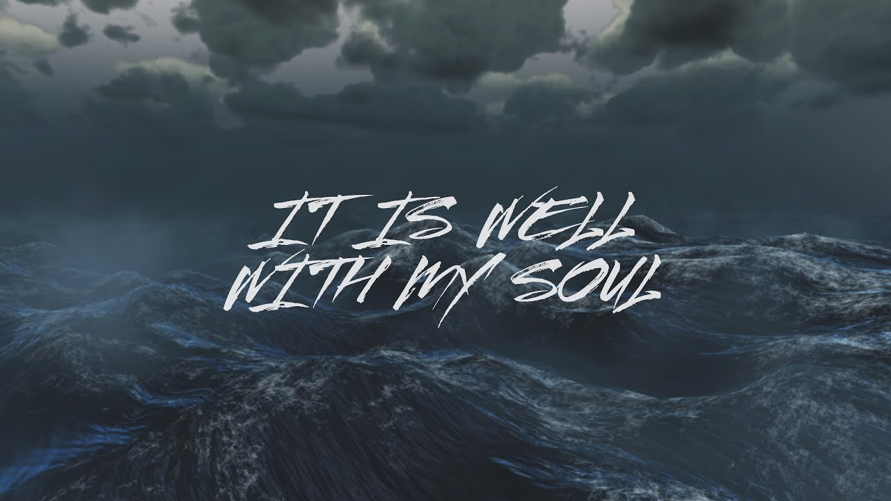 It Is Well With My Soul Acoustic With Free Chord Charts Youtube