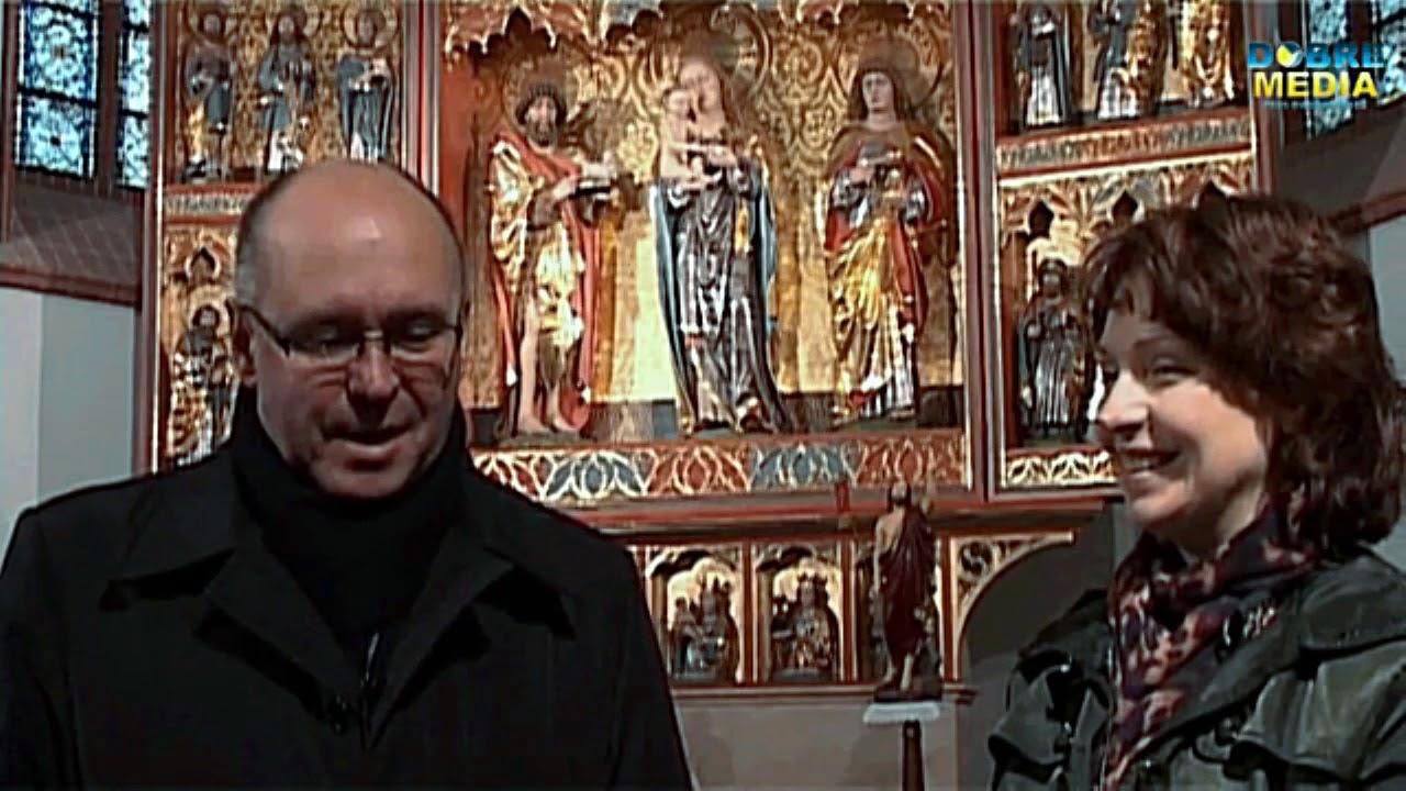 Tryptyk z Koszalińskiej Katedry