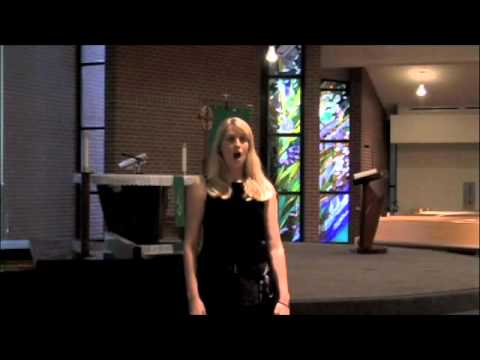 """Brittany Rhodes sings Mozart's """"Or sai chi l'onore"""" from Don Giovanni"""