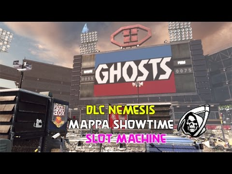 Call of Duty Ghosts Nemesis DLC – Mappa Showtime – Slot machine