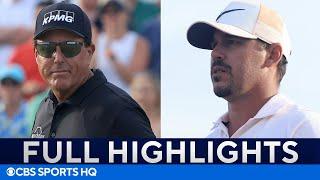 PGA Championship Round 3: FULL Highlights [Brooks Koepka, Phil Mickelson, & MORE] | CBS Sports HQ