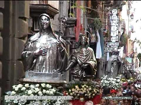San Gennaro e la sua gente