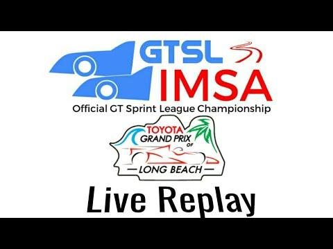 Long Beach GP | GT Sprint League Season 2 Round 5 (live) | [PS4] [Project CARS 2]
