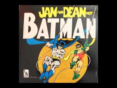jan and dean meet batman cd