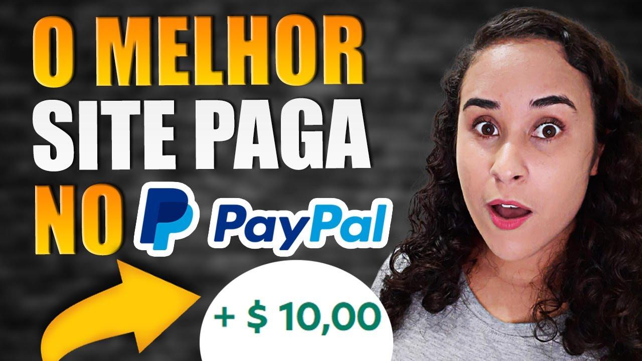 SAQUEI $10! SITE PARA GANHAR DINHEIRO RÁPIDO NO PAYPAL  Swagbucks Como Funciona?