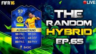 Tots aubameyang!! the random hybrid! episode 65!