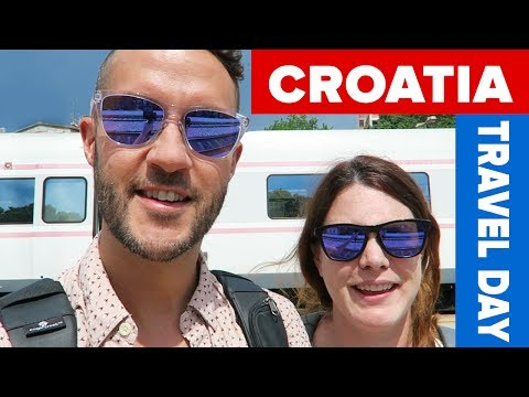 Croatia Travel Day!  Zagreb - Split - Brac.