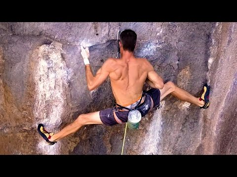 The Hardest Rock Climb in Thailand