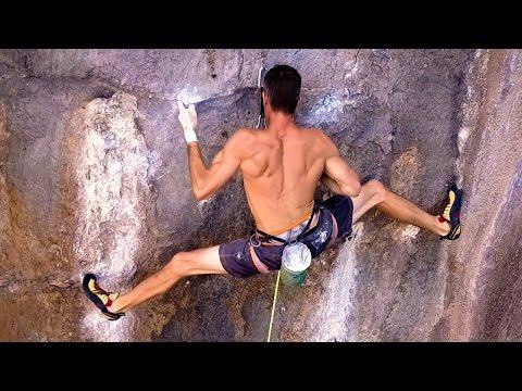 The Hardest Rock Climb in Thailand