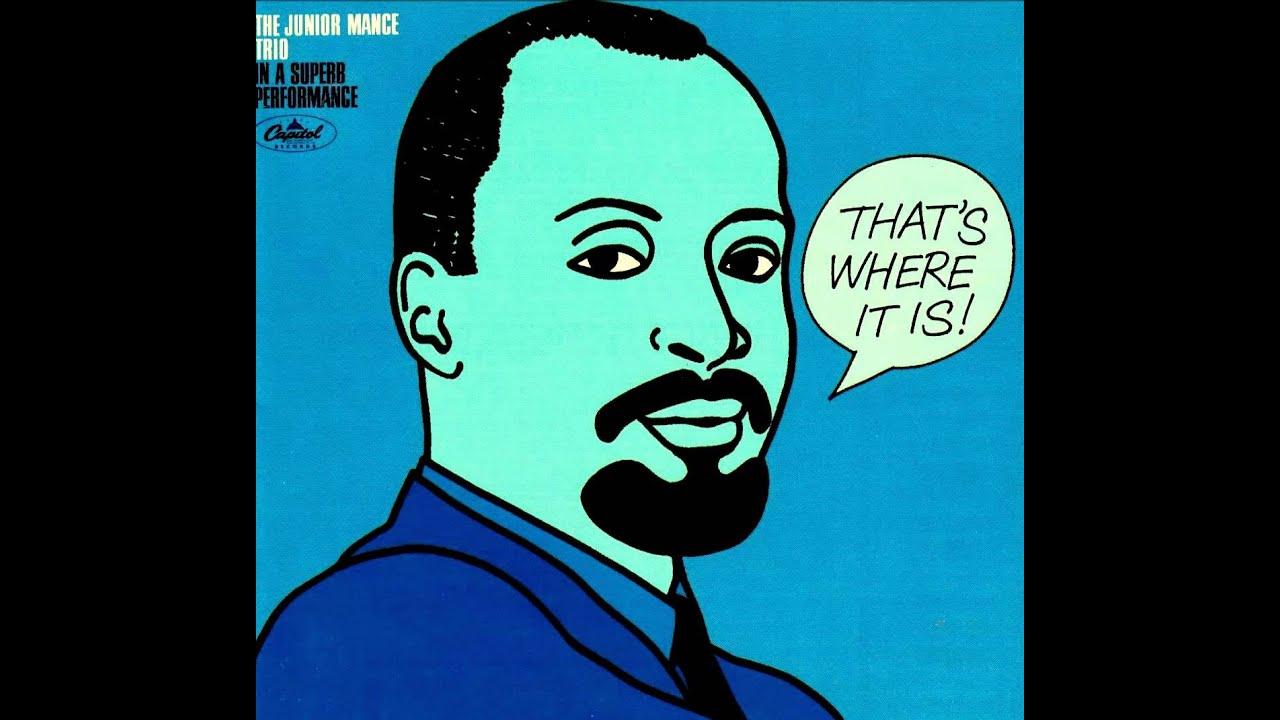Junior Mance Trio - Junior's Blues