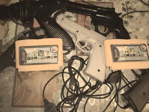 Игры для Денди с пистолетом