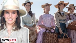 Emma Watson TROLLED For Odd Accent In 'Little Women' Trailer!