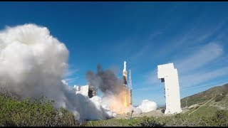 Delta IV Heavy NROL-71 Launch Highlights