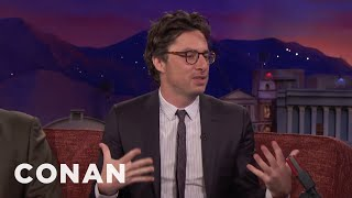 Why Zach Braff Wears Nipple Pasties On