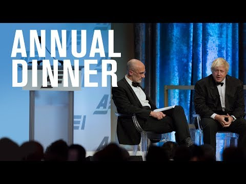 Boris Johnson — AEI Annual Dinner 2018