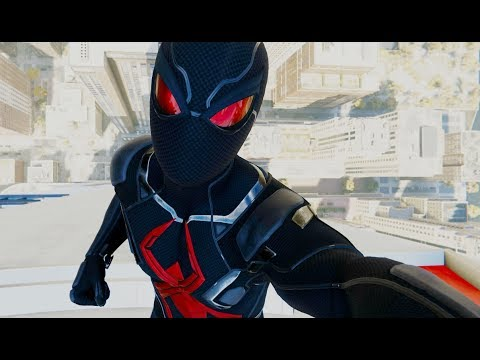 Marvel S Spider Man Ps4 How Spider Man Gets The Black Cat Suit And Rock It Youtube