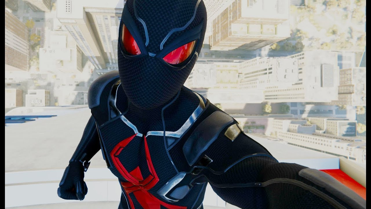 Marvel S Spider Man Ps4 How Spider Man Gets The Black Cat Suit And
