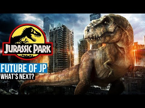 The Future Of The Jurassic Park Franchise