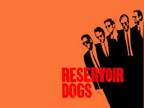 Ronald Jonker sings Little green Bag from Reservoir Dogs