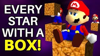 Is it Possible to Beat Super Mario 64 While Carrying a Box the Entire Time?