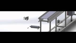 conveyor (belt) assembly