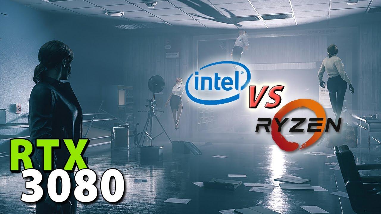 RTX 3080: Ryzen 9 3900X vs i9-10900K // Test in 9 Games | 4K