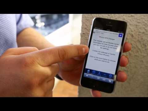 Ausländische Prepaid-SIM im iPhone: APN-Einstellung ändern
