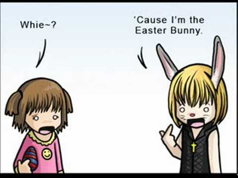 death note easter bunny youtube
