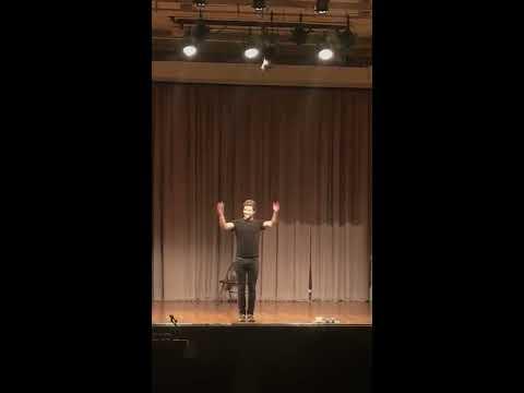 2017 Cooper Union Talent Show Performance - Dash Chrisner thumbnail