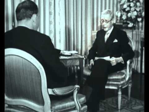 Duke of Windsor interview on Winston Churchill