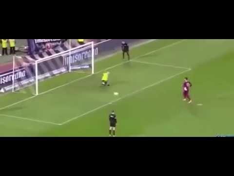 Giorgi Chanturia Scores Penalty Kick Like A Boss