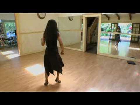 Salsa Dancing Lessons : Salsa Dancing: Step 10