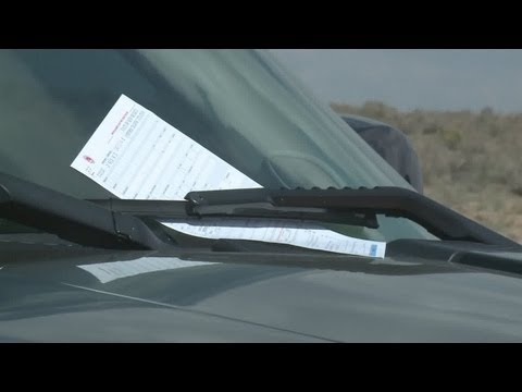 Cleveland High students face parking fines