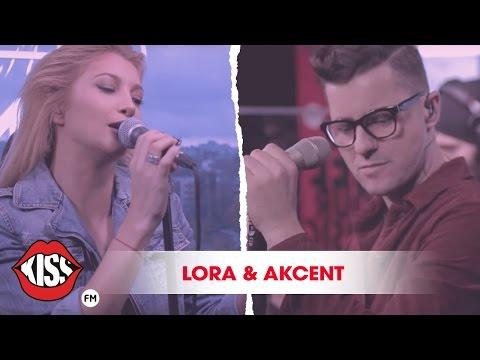 Lora & Akcent - Cine sta la masa mea (Cover #neasteptat)