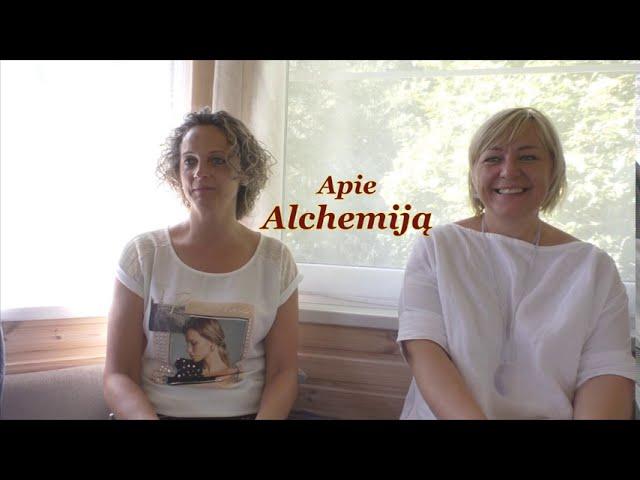 2020 07 19 APIE ALCHEMIJĄ. Seminaras - diskusija, veda Jolanta