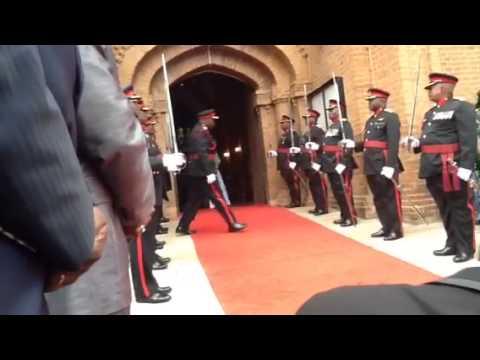 Mutharika wedding