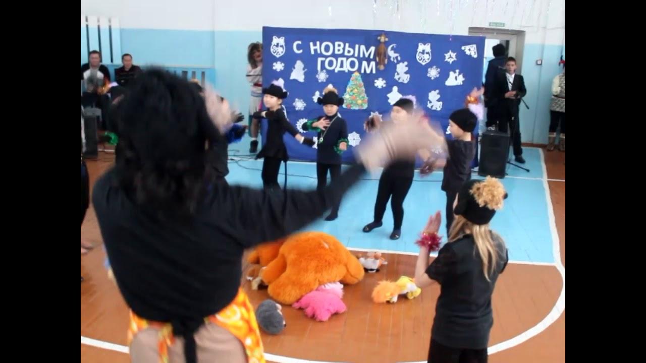 Танец в школе.Учитель Баторова Т.А - YouTube