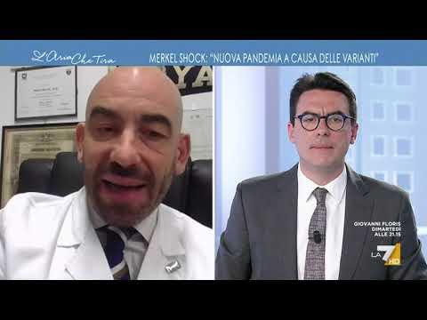 Varianti Coronavirus più letali, la polemica dell'infettivologo Matteo Bassetti: ...