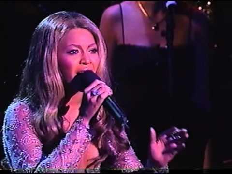 Beyonce singing Somewhere